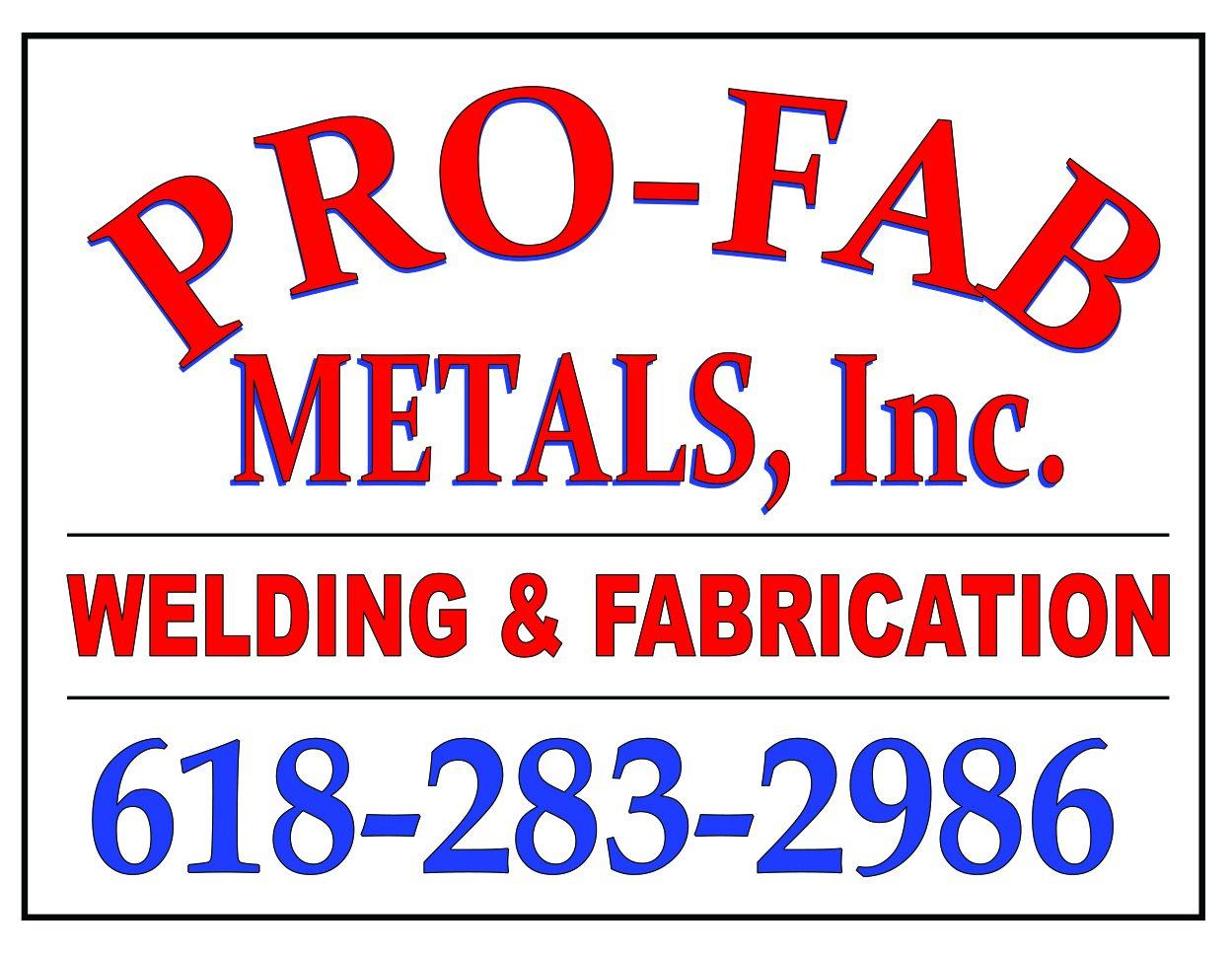 Pro Fab Metals